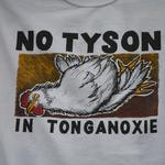 Looks like there will be 'No Tyson in Tongie'