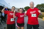 Employees from Milwaukee Tool