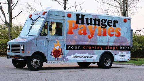 Hunger Paynes Food Truck To Open Location In Dayton Mall Dayton