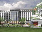 Walter Reed's mixed-use centerpiece will rise after a lengthy hospital teardown