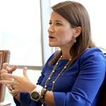 Woman-led wealth management firm working on a new path