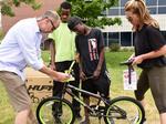 Good Works: Realtors association builds bikes for local kids