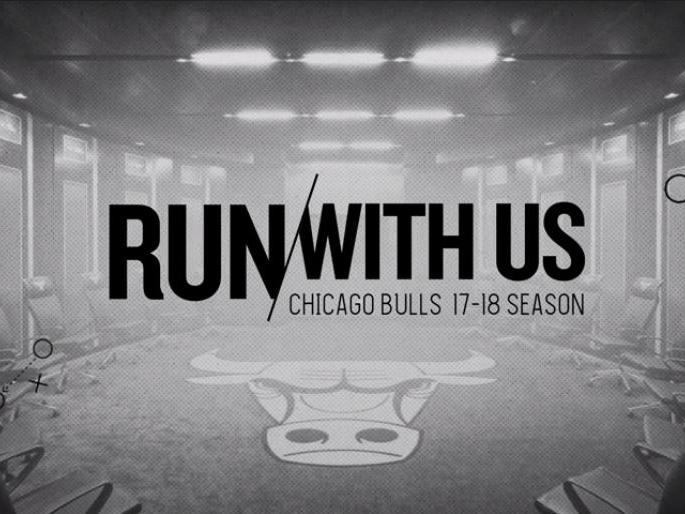093fddbfe8 The Chicago Bulls this week are launching new Facebook video series to take  fans behind the