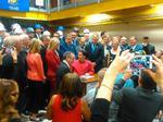 Wisconsin Gov. Walker signs bill for $3B Foxconn package