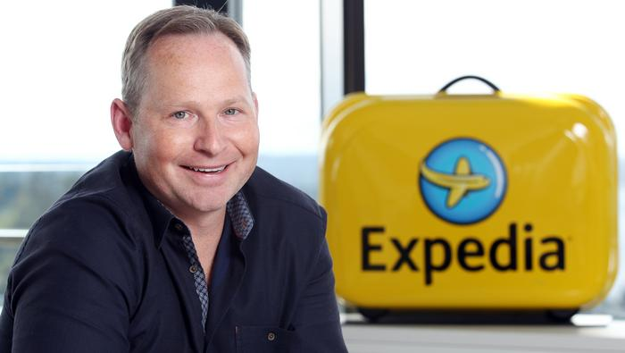 How a finance guy like Mark Okerstrom became Expedia's new CEO