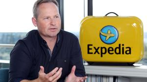 Expedia's new CEO: 'We don't need to buy anything else'