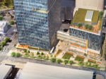 Amazon moves forward with construction of Seattle's fourth HQ block (Images)