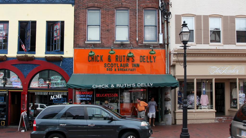 Chick and Ruth's Delly owner sells the Annapolis landmark - Baltimore Business Journal
