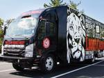 Lion's Choice hits the road with new food truck