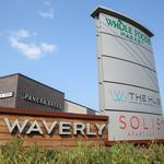 Coffeehouse, ice cream on menu as Waverly expands