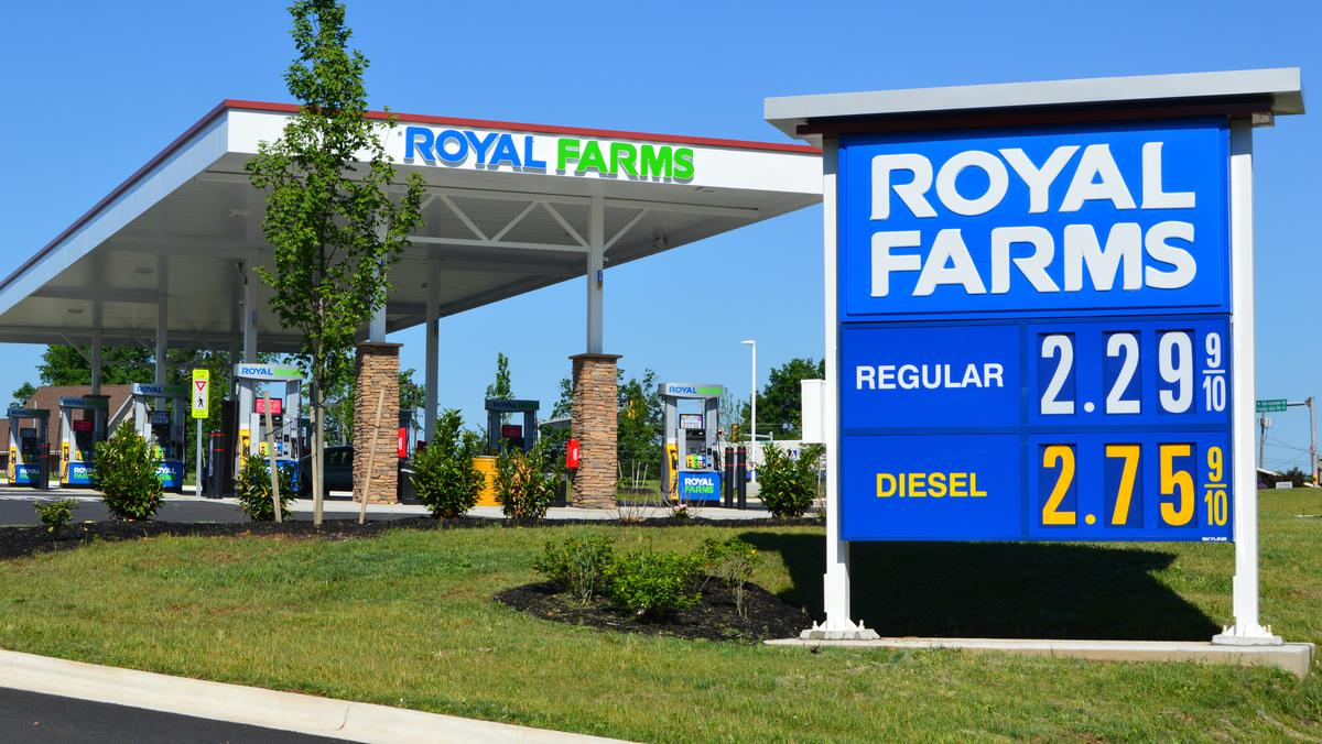 Royal Farms Plan To Build Store In Northeast Baltimore Gets Another Review Baltimore Business Journal