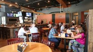PHOTOS: Uptown BBQ joint reopens after renovations