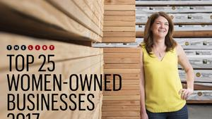 Meet the Bay Area's top 25 women-owned businesses for 2017