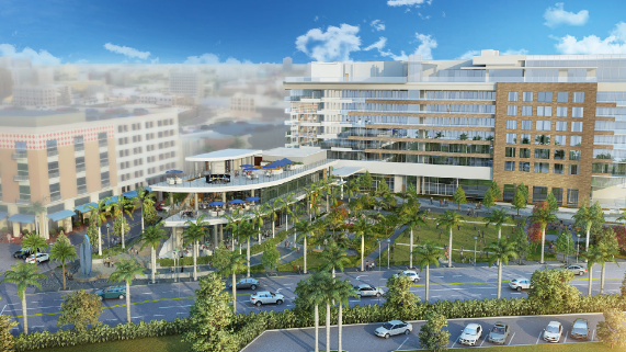 Concord Hospitality Breaks Ground On Marriott Autograph Collection In West Palm Beach South Florida Business Journal