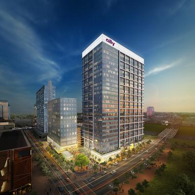 Ally Financial Bank >> Ally Financial to anchor long-awaited Crescent Communities uptown project - Charlotte Business ...