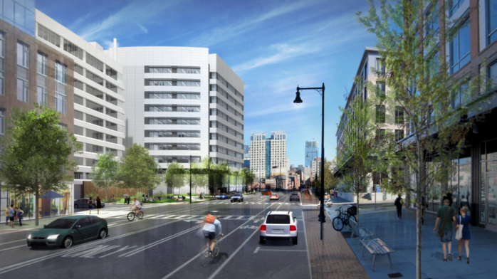 L.A. firm buys another Boston parking garage with development potential