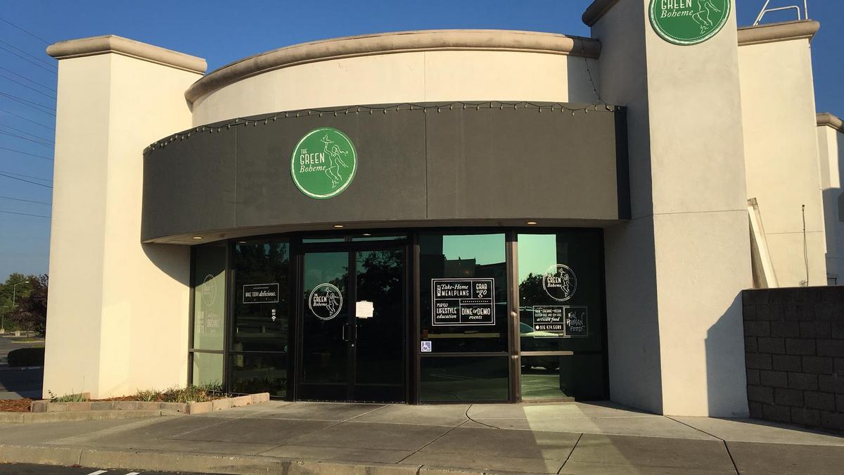Vegan Eatery The Green Boheme Closes In Roseville Sacramento Business Journal