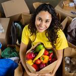Food banks turn away from junk food