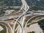 See the latest Zoo Interchange construction from the air: Slideshow