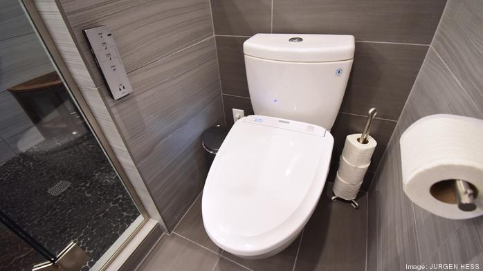 Upgrades in bathroom technology enhance your experience
