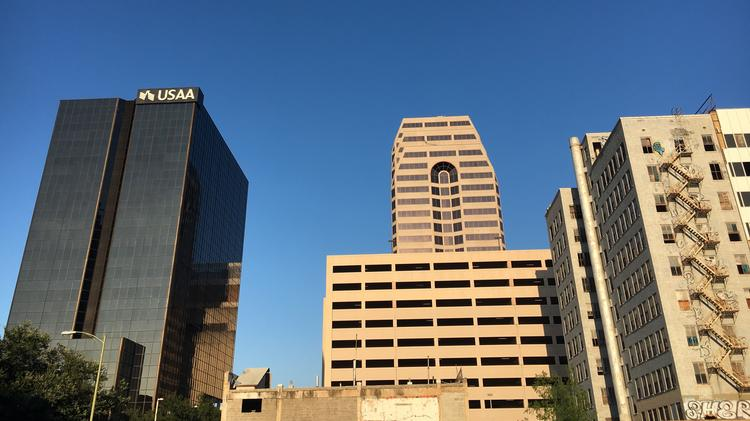 Usaa Financial Center Near Me >> Usaa S Profit Declines In 2018 As Revenue Increases San Antonio