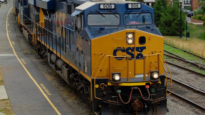 Employed & Homeless: As CSX changes plans, dispatchers left in limbo during holidays