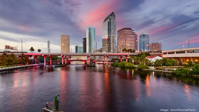 Where Tampa stands in the gold rush for Amazon's HQ2