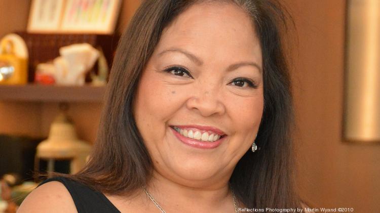Finalist - Leaders in Hospitality Management: Lynette Pan