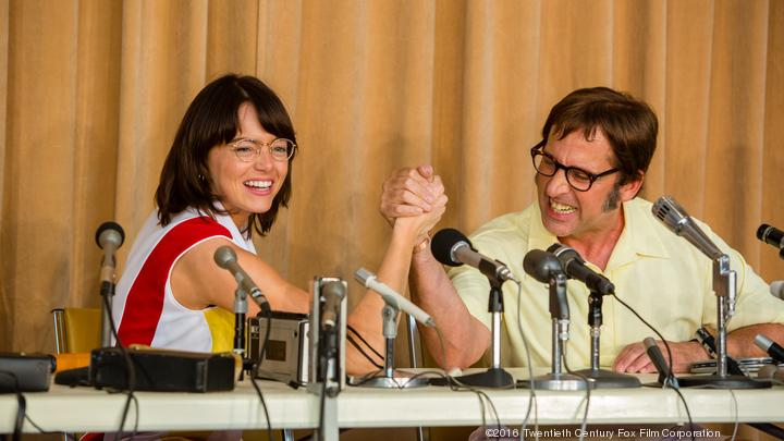 In 'Battle of the Sexes,' the personal takes the court