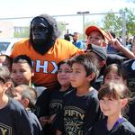 Phoenix Suns announce $1 million grant aimed at community basketball court renovations