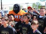 Phoenix Suns announce $1 million grant aimed at community basketball court renovations