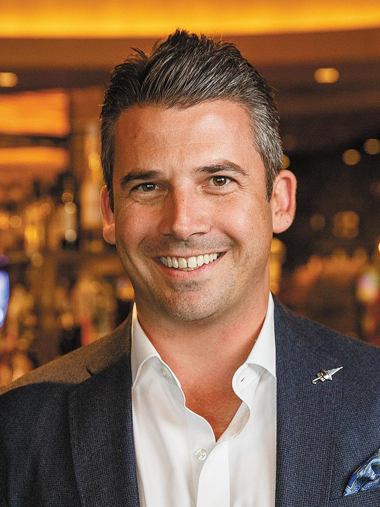 Joe Lanni 40 Is President And Co Founder Of Thunderdome Restaurant Group