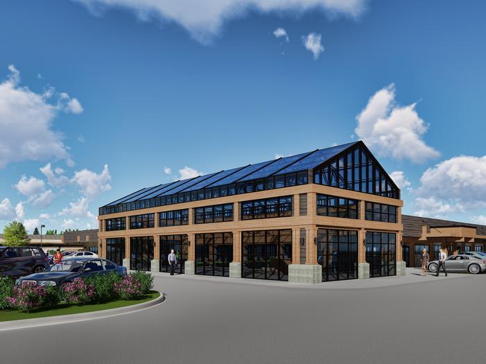 MLG Capital moving HQ to Brennan's building