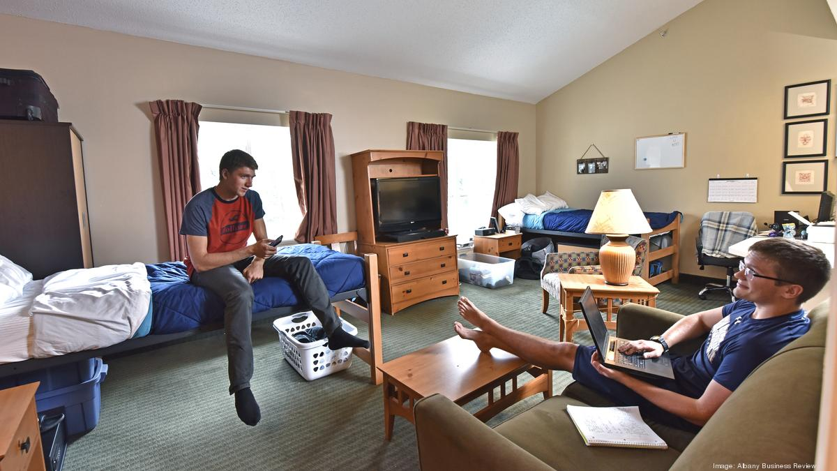 SUNY Poly Students Staying At CrestHill Suites In Albany, NY, In Lieu Of  Dorm Building   Albany Business Review Part 94