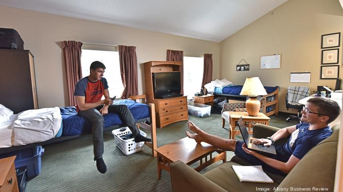 No dorm at SUNY Poly means hotel living