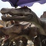 Jurassic Park in the desert: OdySea opening $3M dinosaur exhibit