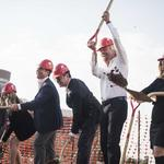 Slideshow: Sir Richard Branson holds court at Virgin Hotel groundbreaking in Nashville