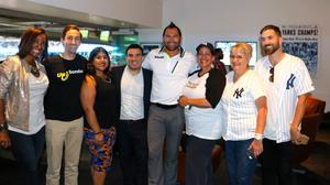 World Series champ Johnny Damon teams up with Fiverr to help startups