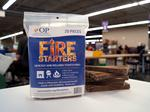 Nonprofit manufacturer Opportunity Partners launches its first branded product: Fire-starting sticks