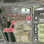 Weigand to auction NW Wichita development property