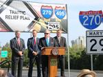 Officials in Montgomery, Pr. George's reject toll-lane study for Beltway, I-270