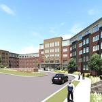 Filling out Fort Lincoln: Ground broken on market-rate apartments