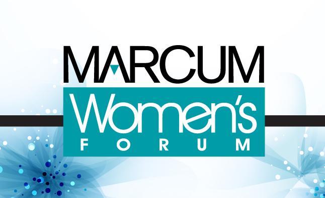 Marcum Women's Forum