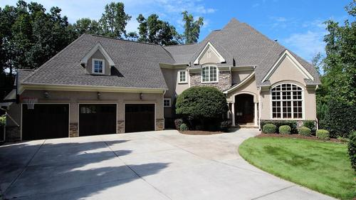 Golf Course Home at Trump National Charlotte