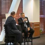 Carolina Hurricanes President Waddell talks hockey, ownership status