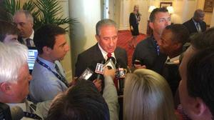 Arthur Blank and Tony Ressler privately present visions for downtown revitalization