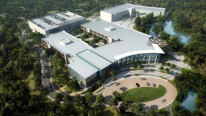 Patel's $200M promise brings Nova Southeastern med school to Clearwater