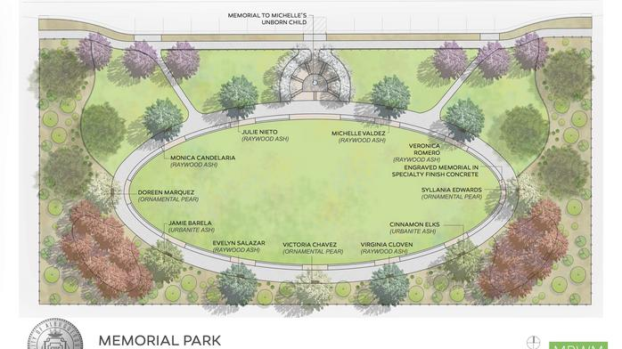 Here's what the city is planning for the West Mesa memorial park