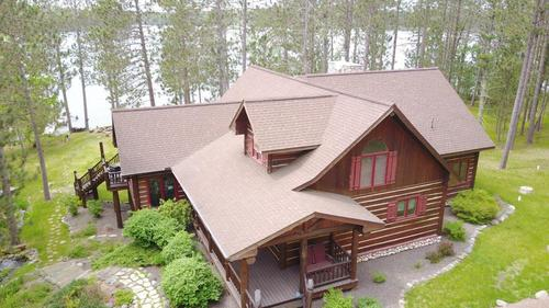 Exquisite Lake Home on 16+ Private Acres!