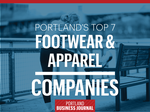 List Leaders: These 7 footwear and apparel firms lead the pack in Portland